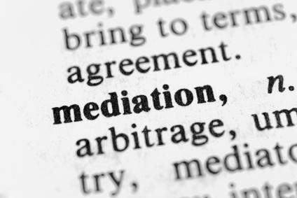 Mediation in child custody agreement modificaiton