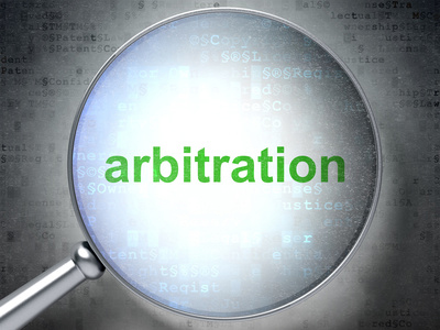 Arbitration is one type of Alternative Dispute Resolution