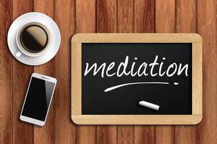 Mediation is one type of Alternative Dispute Resolution