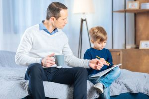 Child visitation in New Mexico